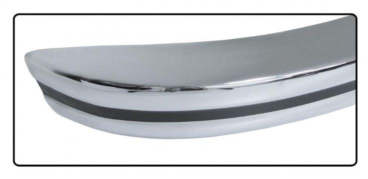 Nárazník zadní/chrom - Typ 1 (1974 » 93)