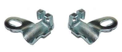 Držáky/lana ruční brzdy L/P - Typ 1/14 (1957 » 03)