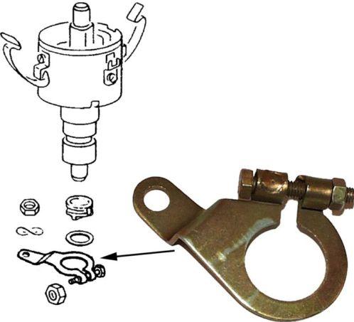 Objímka rozdělovače - Typ 1/3/WBX motory (» 2003)
