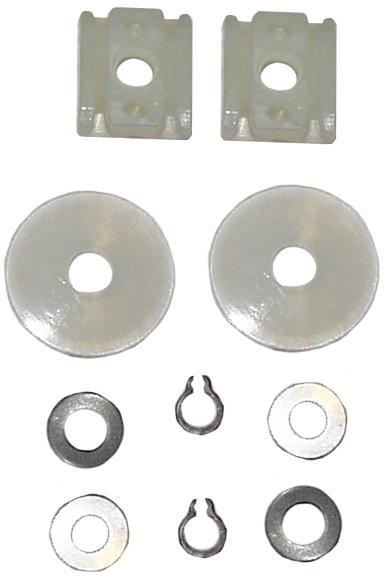 Regulace stahování skla dveří/repa kit - T.1 Cabrio (1964 » 80)