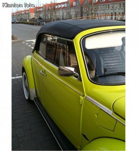Zrcátko zpětné chrom/P - T.1 Cabrio (1967 » 80)
