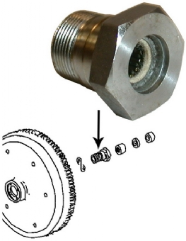 Šroub setrvačníku - Typ 1 motor (» 1960)
