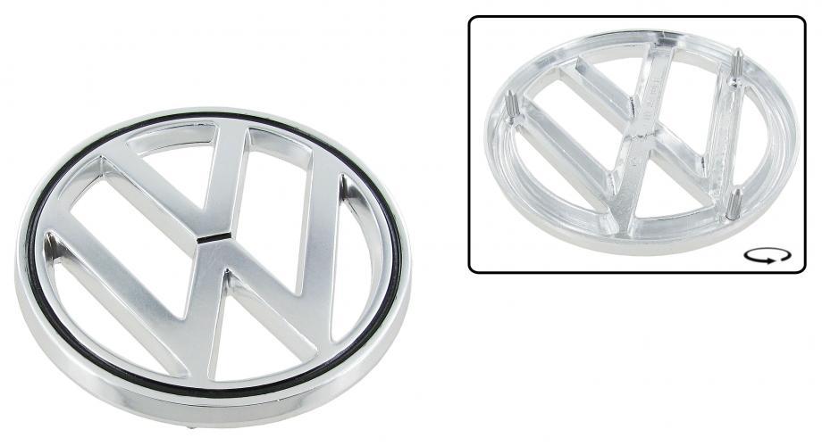 Znak VW/přední - Typ 1/3/181 (1962 » 72)