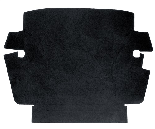 Panel zavazadlového prostoru - Typ 1 (1960 » 67)