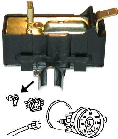 Regulátor palivoměru - Typ 1/2/3/14/181 (1967 »)