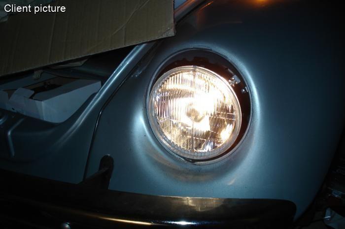 Světlomet H4 L/P - Typ 1/2/3/181/Golf (1973 » 03)