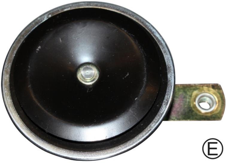 Klakson 12V - Typ (1966 »)