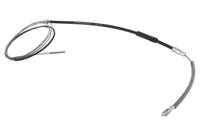 Lano ruční brzdy L/P - Typ 2 (1967 » 68)