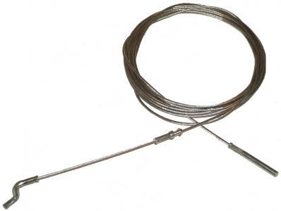 Lanko plynu/1.6/1.7/1.8 - Typ 2 (1972 » 79)