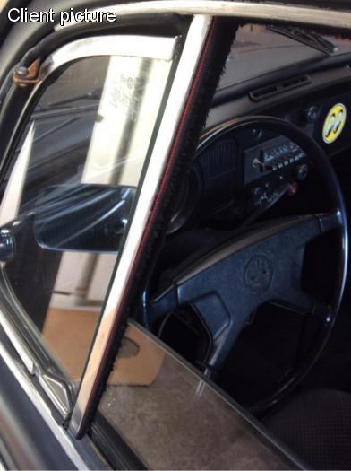 Sametky stahování skla dveří/ventilace - Typ 1/2/3 (1964 » 03)