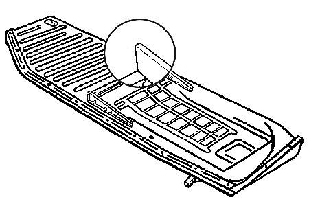 Panel podlahy/L - Typ 1 (1955 » 70)