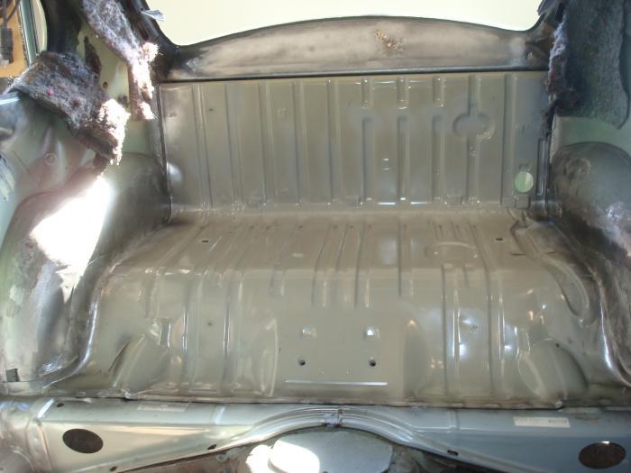 Panel zadní/vnitřní část - Typ 1 (1955 » 03)