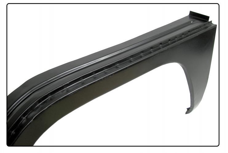 Blatník přední s výztuhou/L - Typ 2 (1967 » 71)