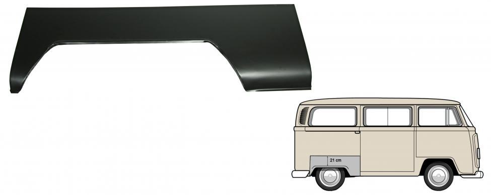 Blatník zadní/P - Typ 2 (1967 » 72)