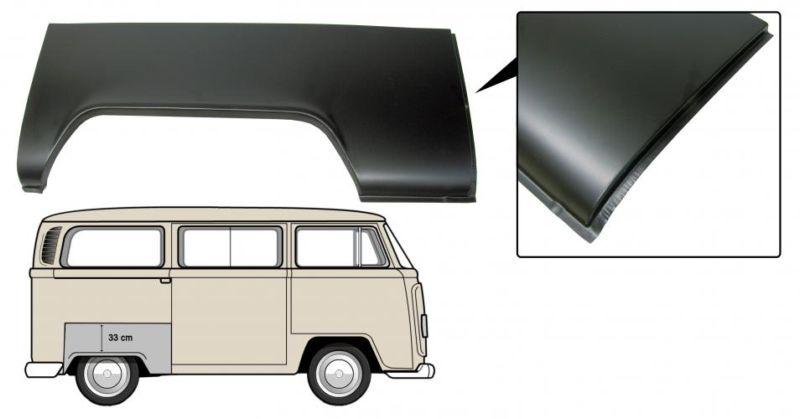 Blatník zadní/P - Typ 2 (1972 » 79)