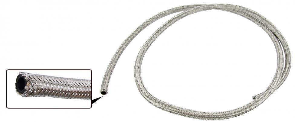 Hadice paliva S/S 6mm (1m)