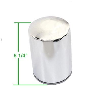 Filtr oleje/chrom - Typ 1 motor (1960 »)