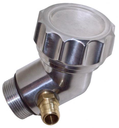 Hrdlo oleje/Alu - Typ 1 motor (1960 »)