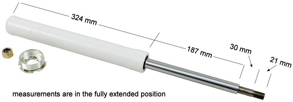 Tlumič nárazu/přední sport - T.1 1302/03 (1970 » 73)