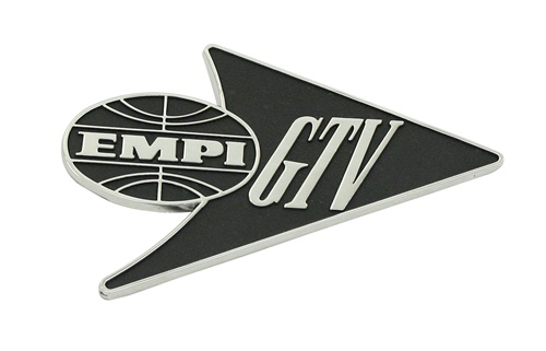 Emblem/litina (Empi GTV)
