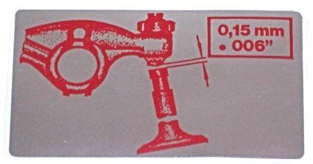 Samolepka/ventily - Typ 1/3 motory (» 2003)