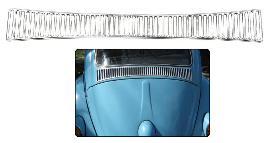 Mřížka pod zadní sklo/Alu - Typ 1 (1957 »)