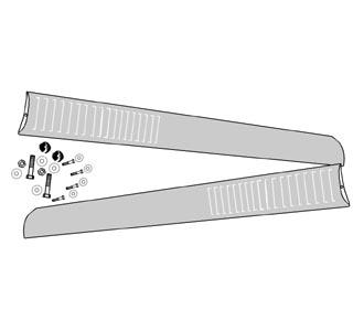 Stupačky lamelové S/S - Typ 1 (» 2003)