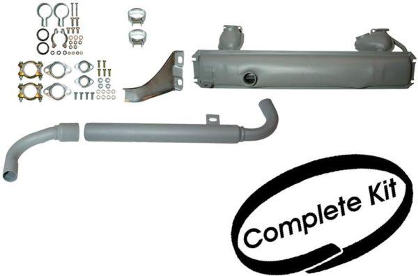 Výfuk/kit - Typ 2 (1963 » 71)