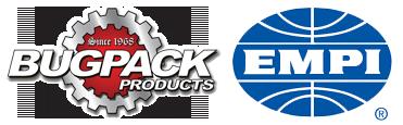 Výfuk dual QUIET PACK/černý - Typ 1 motor (1.2-1.6)