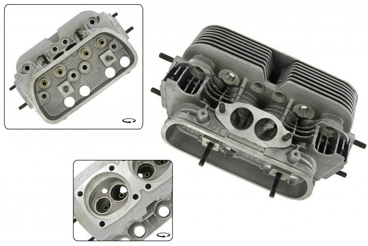 Hlava motoru 041/dual - Typ 1/3/CT/CZ motory (1966 »)