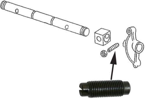 Šroub 9mm/seřízení vůle ventilu - Typ 1/3/CT/CZ/WBX motory (1966 »)