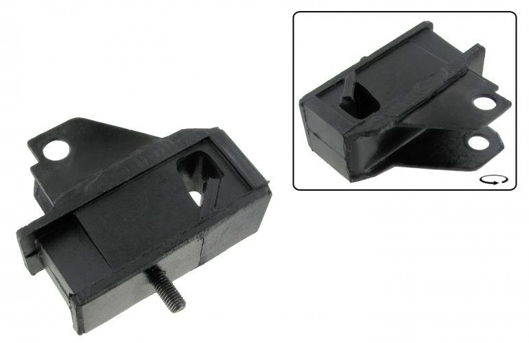 Silentblok motoru/vnější L/P - Typ 25/4 (1979 » 92)
