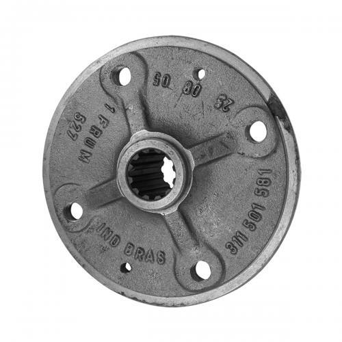 Náboj kola/zadní L/P - Typ 3 (1965 » 72)