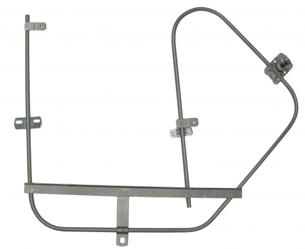 Regulace stahování skla dveří/L - Typ 1 (1964 » 68)