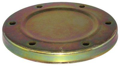 Víko motoru/výpust oleje - Typ 1/3/CT/CZ/WBX motory (1960 » 03)