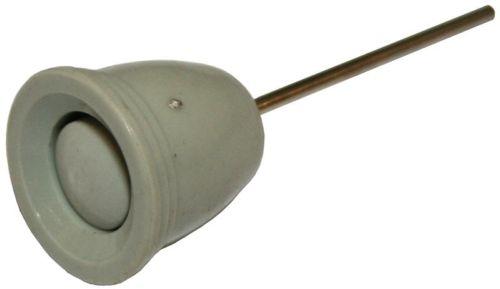 Knoflík spínače stěračů/šedý - Typ 1/3/14 (1961 » 67)
