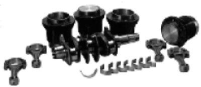Motorová sada/OE - Typ 1/3 motory (78x92mm)