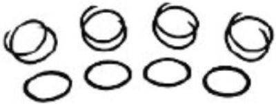 Pojistky pístního čepu/race - Typ 1/3/CT/CZ motory (1960 »)