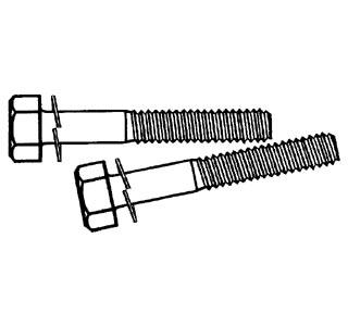 Šrouby Std/přední náprava - Typ 1/14/181 (» 2003)