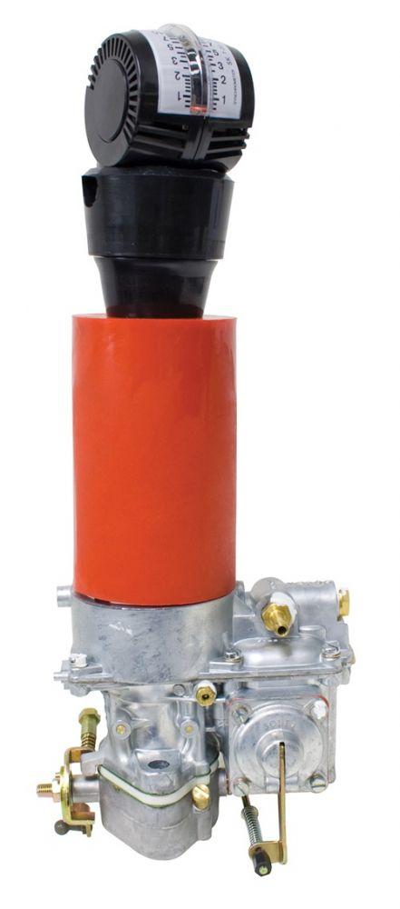 Adaptér synchrometru/červený uretan (karburátory Kadron/Solex/Brosol)