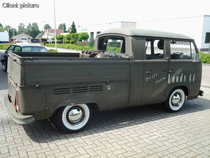 Poklice kola plná/chrom Call-look - Typ 1/3/14/34 (1965 »)