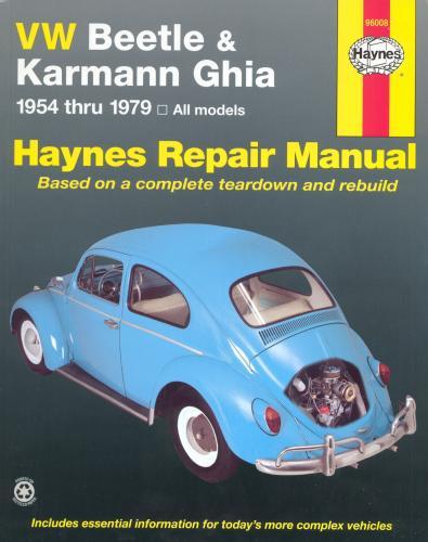Manuál Haynes - Typ 1/14 (1954 » 84)