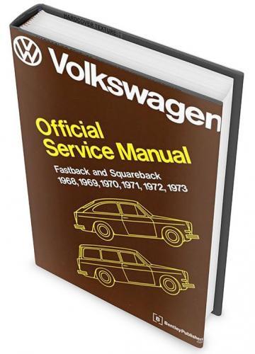 Manuál Bentley/servisní dokumentace - Typ 3 (1968 » 73)