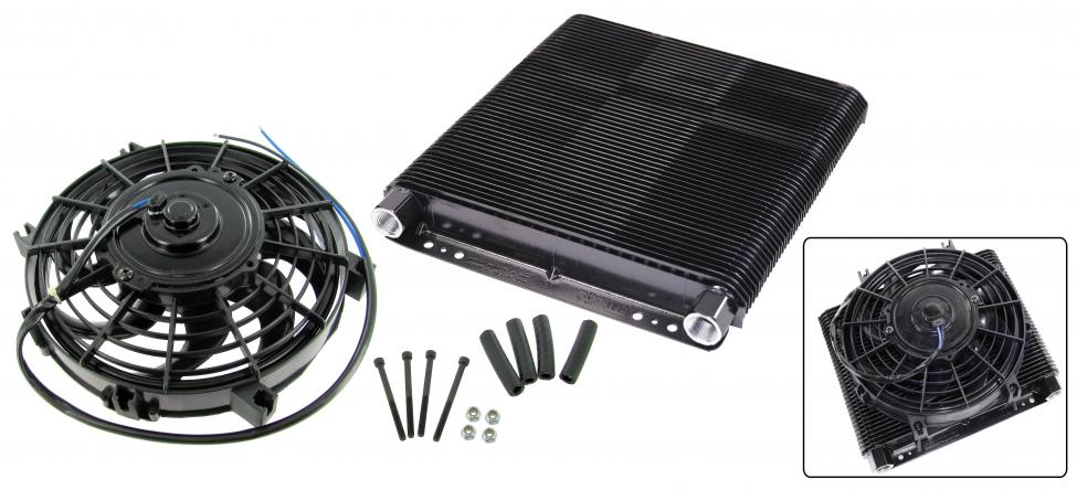 Chladič oleje s ventilátorem 72/externí - Typ (» 2003)