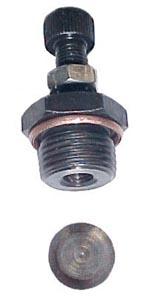 Šroub přepouštění tlaku oleje/seřizovací - Typ 1/3 motory (1960 » 03)