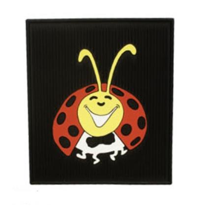 Rohože podlahy pryž/Lady Bug/zadní - Typ 1 (» 2003)