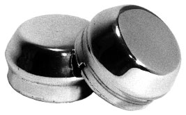 Víka náboje kol/chrom - Typ 1/14 (» 1965)