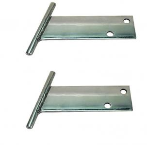 Nárazníky-T chrom přední/zadní - Typ 1/14 (1967 »)