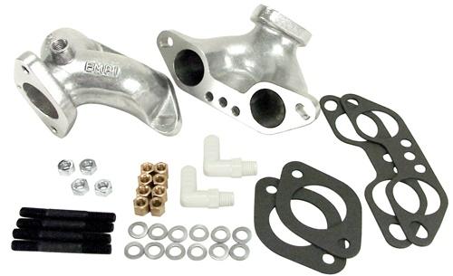 Potrubí sání dual/Weber IDF/EMPI HPMX - Typ 2/25/Porsche 914/4 (IV motor)