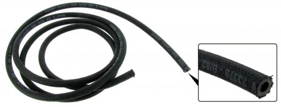 Hadice paliva 7-12mm (1m)